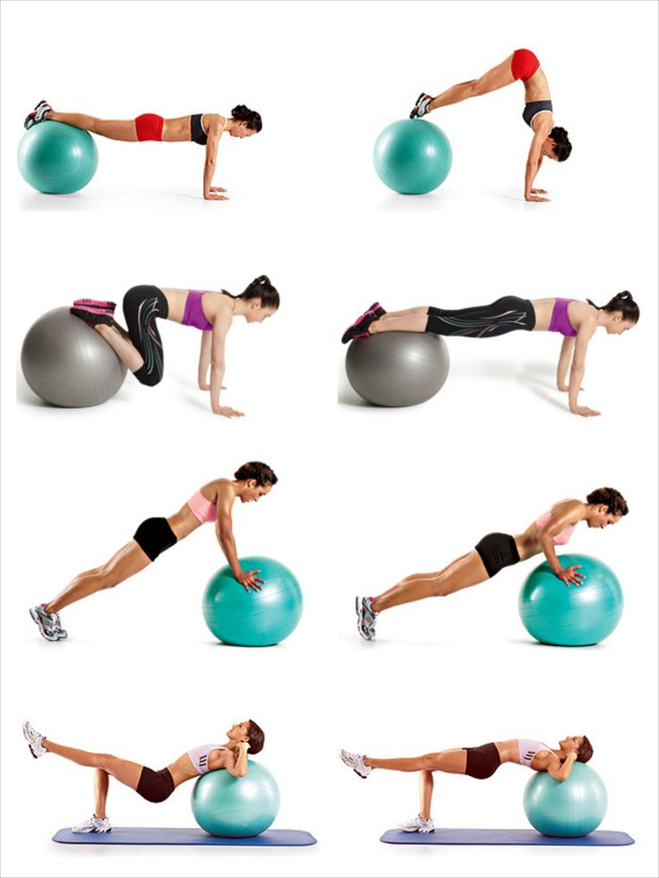 Pike:  while in plank add alternately dropping one foot to floor Curl:  add push-up; try single leg
