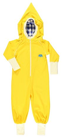 AlbaBaby (Denmark): Andrea Jumpsuit - Yellow