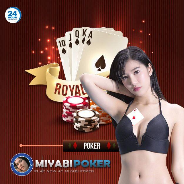 Pin Di Miyabipoker Jackpot Agenpoker Ceme Poker Omaha