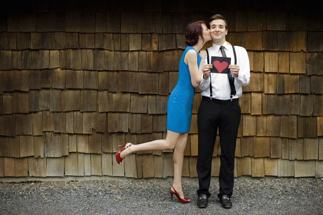 Ways to Celebrate Your First Valentine's Day as an Engaged Couple