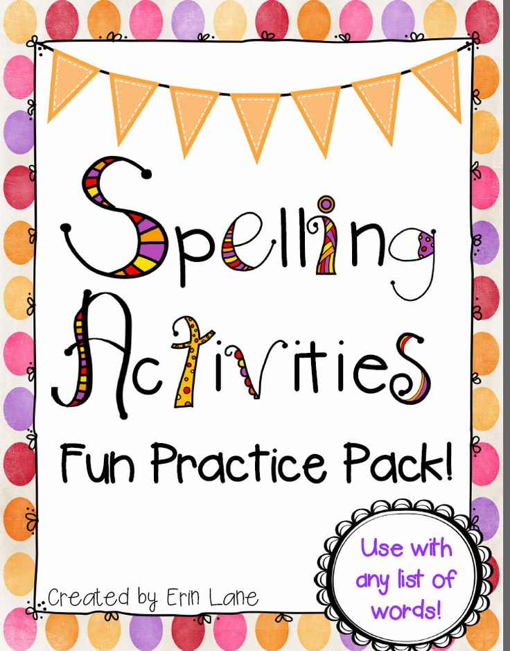 Spelling centers are such a fun way to reinforce the vocabulary that students are learning each week! I remember being a beginning teacher a...