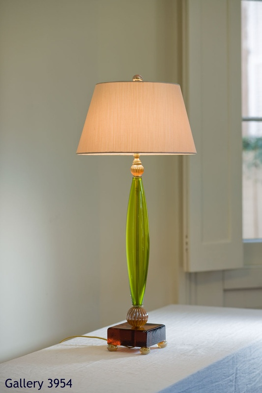 Fifi Laughlin Table Lamps   Gallery 3954, Single Catherine @  Www.fifiblaughlin.com