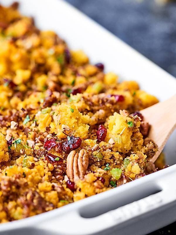 how to make healthy cornbread