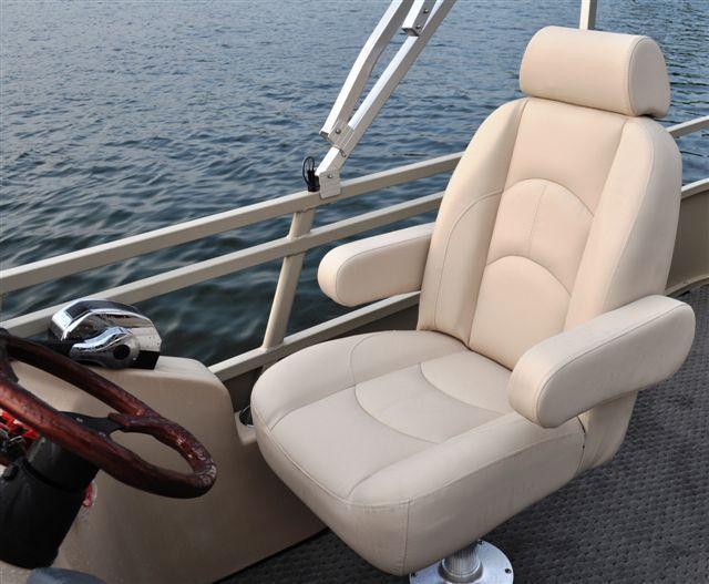 Pontoon Captains Chair