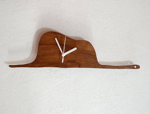 The Little Prince - Le Petit Prince - A Boa Constrictor Digesting An Elephant  - Wooden Wall Clock