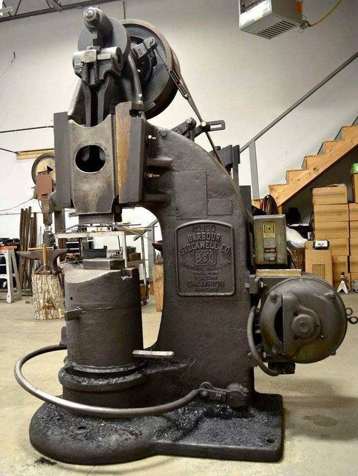 Best power hammers images on pinterest blacksmith