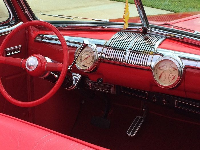 1948 Ford convertible all steel Trade