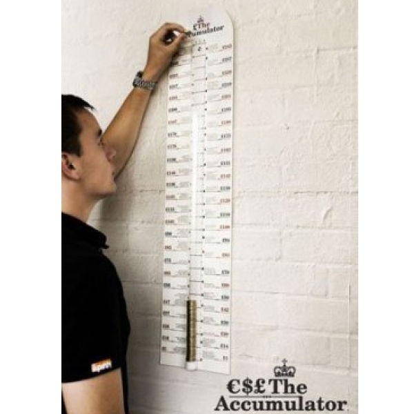 The Money Saving Accumulator £32.99 – just chillin'