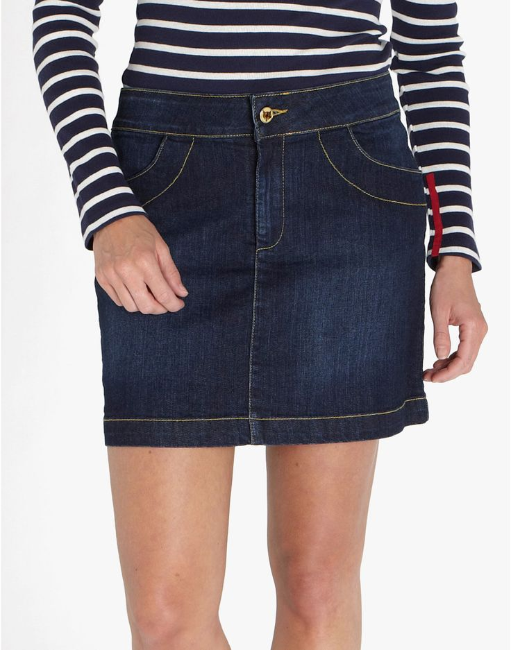 17 Best ideas about Denim Skirts For Women on Pinterest | Long ...