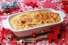Il purè gratinato alle patate e cavolfiore è un ottimo contorno per gli arrosti, ma anche per il cotechino e le lenticchie!