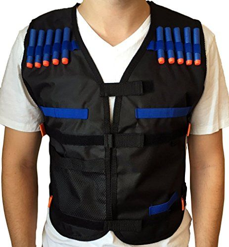 EKIND Kids Elite Tactical Vest for EVA Nerf Gun N-strike ... https://www.amazon.ca/dp/B01I4WJENE/ref=cm_sw_r_pi_dp_x_ugmOybA7QJ1NG