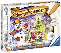 TipToi Adventskalender - Das magische Weihnachtsdorf