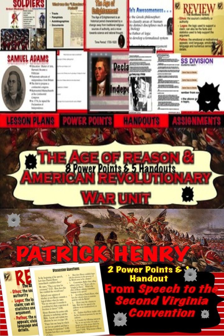 the second american revolution thesis id