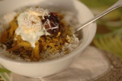 Recipes and cooking blog : Trotski & Ash » Recipe » my dad chicken curry
