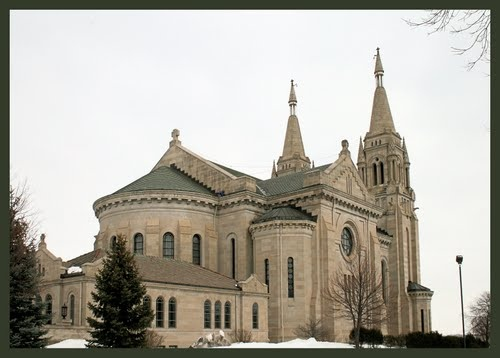 St. Joseph's Cathedral, Sioux Falls, SD.