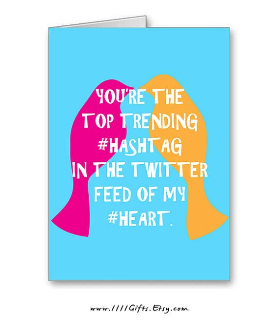 86 best images about DIY Printable Greeting Cards – Funny Printable Valentine Cards