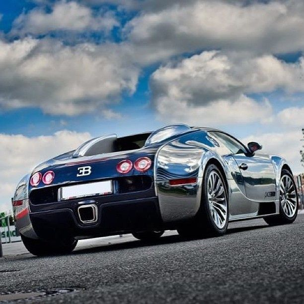 Bugatti, If I Won The Lottery, This Would Be My Sunday Car.