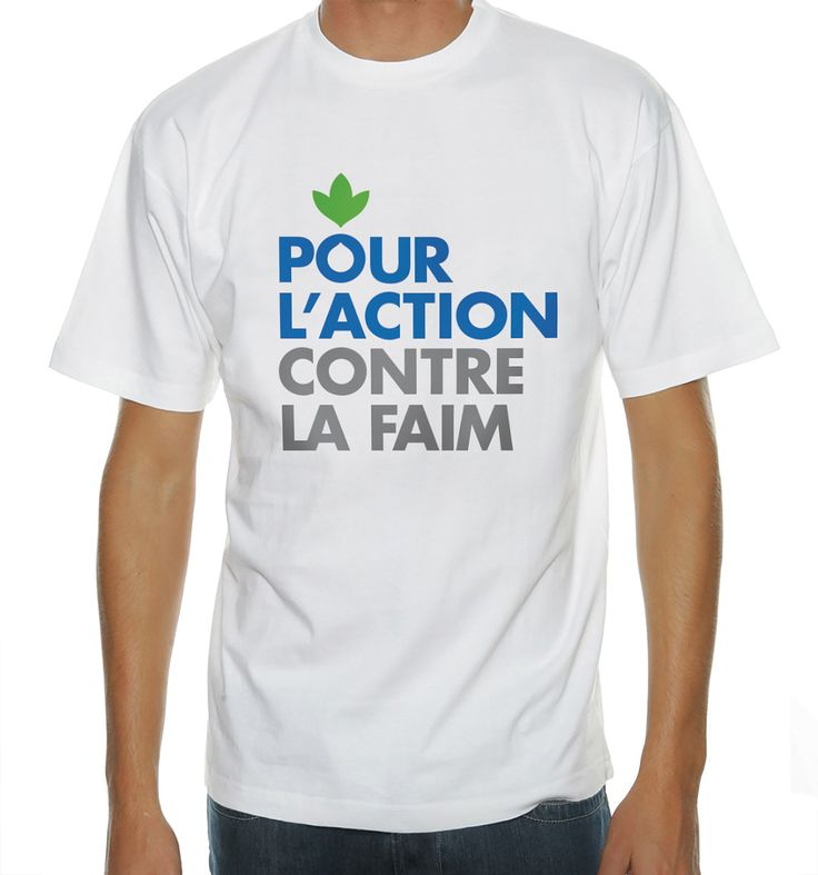 Action contre la Faim, refonte par johnson banks