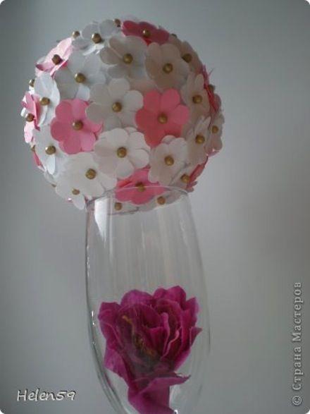 Kvetinový glóbus