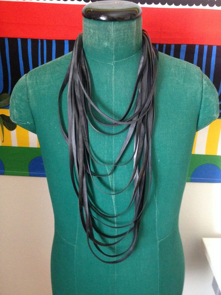 #innertube #necklace