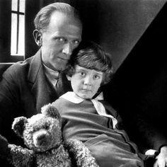 AA Milne: from secret propagandist to Winnie the Pooh - Telegraph