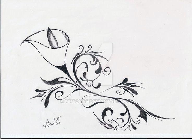Best 25 Calla lily tattoos ideas on Pinterest  Calla lillies