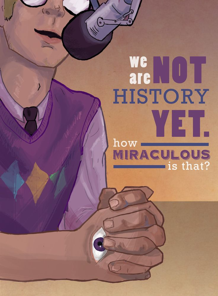 """Night vale is an ancient place, full of history and secrets, as we were reminded today, but it is ALSO a place of the present moment, full of life and of us! If you can hear me, speaking live, then you know we are not history yet. How miraculous is that?"""