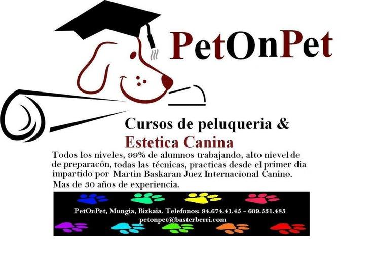 PetonPet  Martín & Josu Baskarán  Mungia - Bizkaia  946 744 145 - 609 531 485