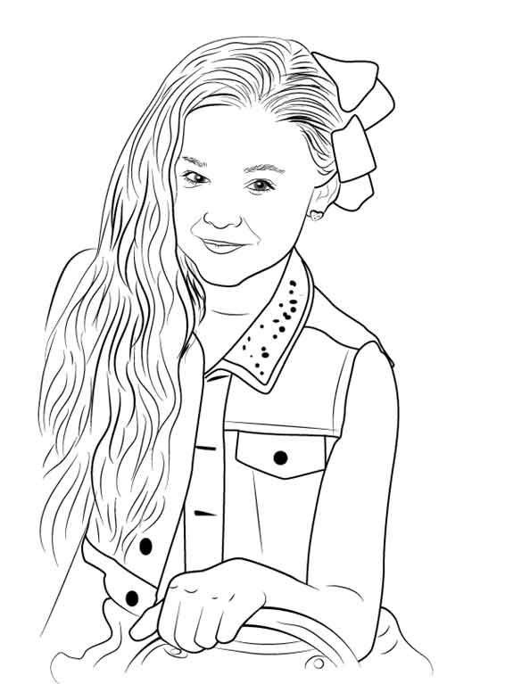21 Best Ideas Jojo Siwa Coloring Pages To Print In 2020 Cute