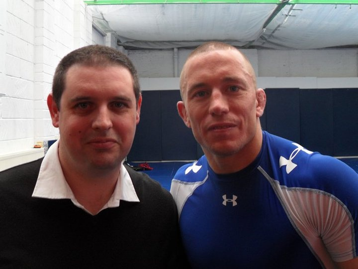 catching up with gsp ufc welterweight champion georges rush st pierre 8531