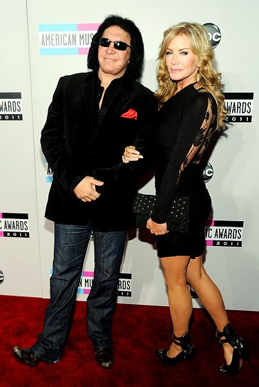 Best Celebrity Weddings of 2011: Gene Simmons and Shannon Tweed