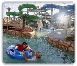 Hurricane Alley Waterpark - Corpus Christi, Texas :: Ticket Information