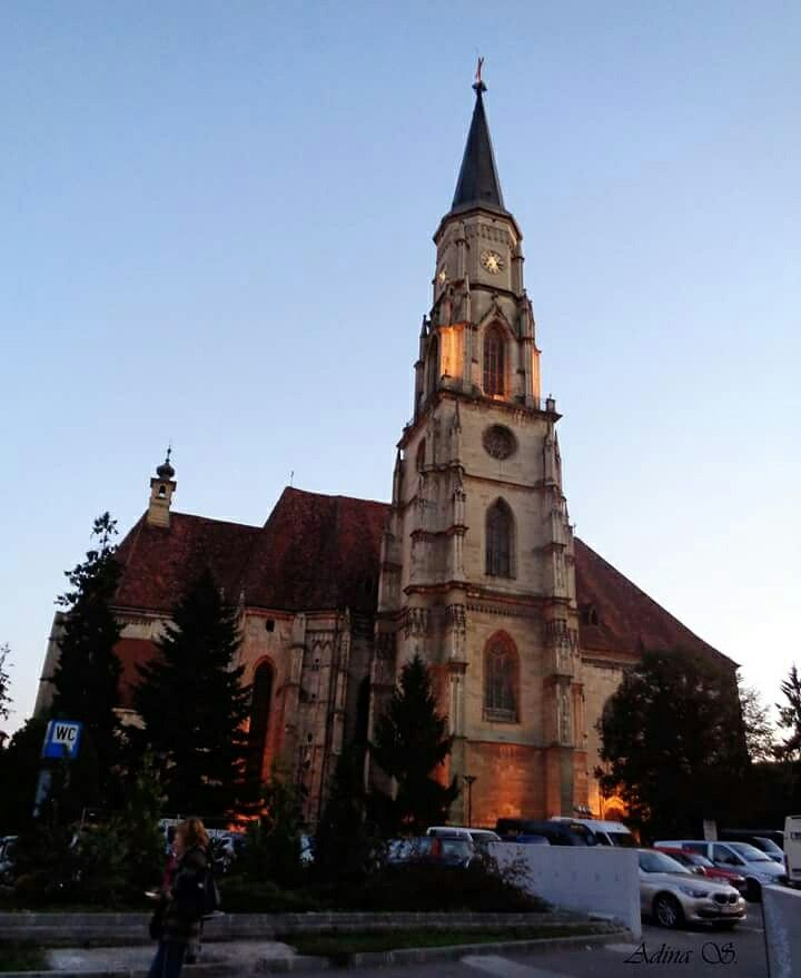 St. Michael's Roman Catholic Church, Cluj-Napoca