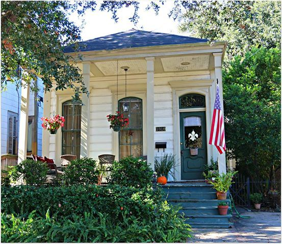 Nola cottage homes of new orleans pinterest for New cottage homes