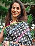V2G-SaraswatBrahmin-Shobha Dé, Author, Columnist, Novelist  Shobha Rajadhyaksha, also known as Shobhaa Dé (born 7 January 1948), is an Indian columnist and novelist. Shobhaa De was born in Bombay, India. She completed her schooling from Queen Mary School, Bombay and graduated from the St. Xavier's College of Mumbai with a degree in psychology.
