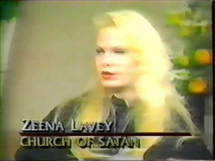 Zeena Schreck Interview on KJTV  #satan #satanism #occult #theoccult #zeenalavey #zeenaschreck