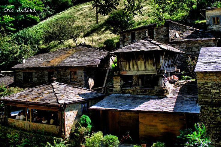 Os Teixois (Taramundi, Asturias)
