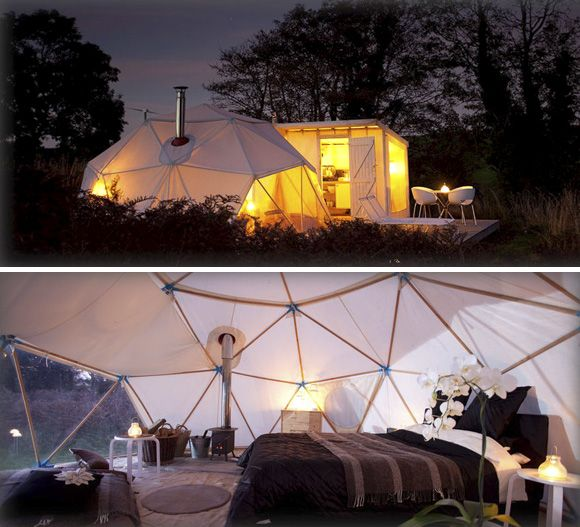 Luxury Dome Home Plans: 89 Best Images About Domos Geodesicos / Geodesic Domes On