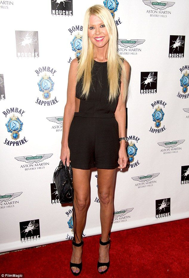 Blonde ambition! All eyes were on Tara Reid once again as she led the celebrity turnout at...
