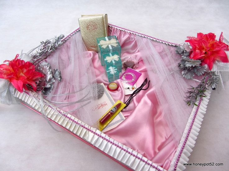 Indian Wedding Gift Bags: Dawoodi Bohra Wedding Preparations
