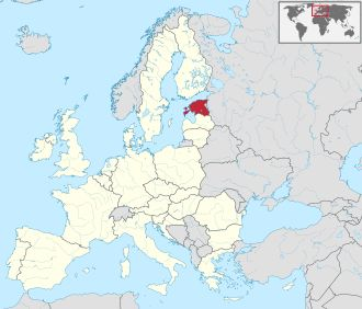 Estonia in European Union ◆Estland – Wikipedia http://de.wikipedia.org/wiki/Estland #Estonia