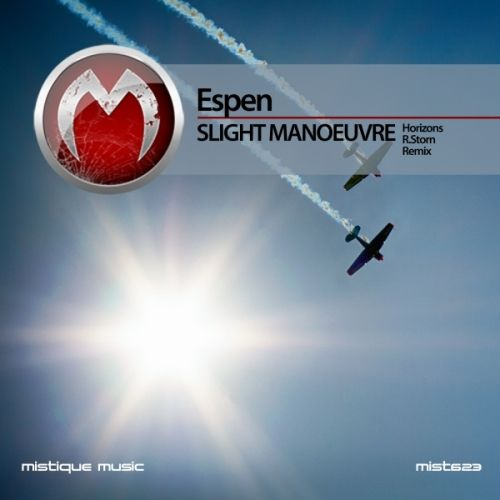Espen - Slight Manoeuvre incl.remixes by R.storn, Horizons OUT NOW AT Beatport, iTunes, Juno Download, Spotify, Deezer, Qobuz, Amazon.com, Google Play and more  https://www.beatport.com/release/slight-manoeuvre/1880174  https://itunes.apple.com/us/album/slight-manoeuvre-single/id1161364899?app=itunes&ign-mpt=uo%3D4  http://www.junodownload.com/products/espen-slight-manoeuvre/3248761-02/  https://play.spotify.com/album/4f3laZjilPCE5F7KLoBB7B?play=true&utm_source=open.spotify.com&