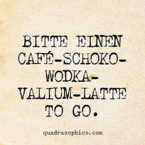 #geschenkideen #dekoration #geschenkartikel #quadrasophics #düsseldorf #hamburg #schenken #dekoartikel #berlin #düsseldorf #hamburg #kaffee #coffee #coffeetogo #starbucks #woyton #woytondüsseldorf #wodka #valium
