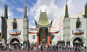Graumann's Chinese Theatre - Hollywood CA