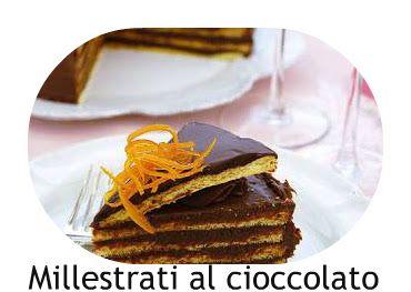 a.c: Millestrati al cioccolato