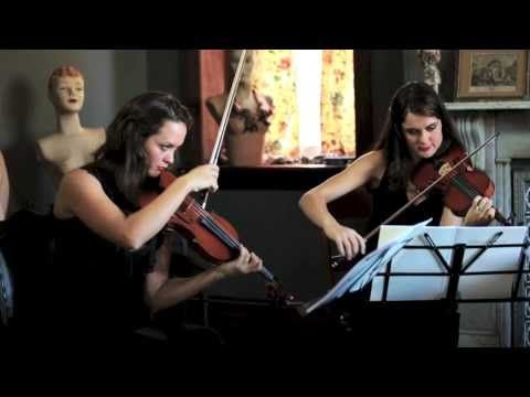 All You Need Is Love - The Beatles - Stringspace String Quartet cover - YouTube
