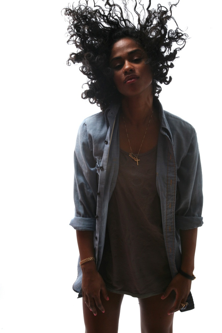 Vashtie Kola. such a cool lady