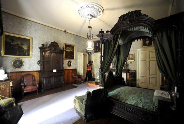 Villa Verdi, ecco le stanze segrete