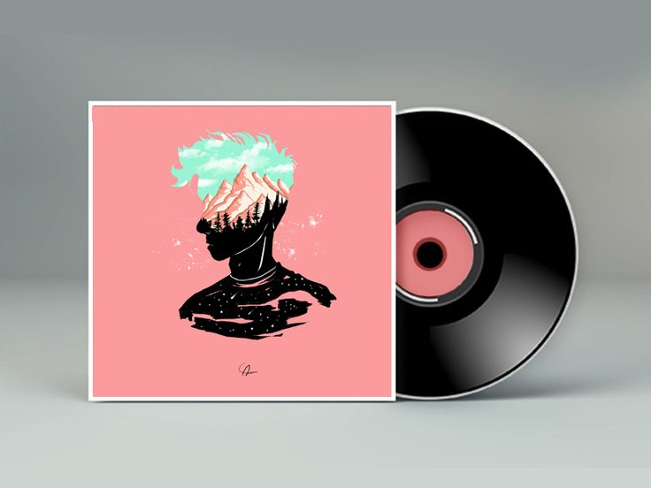 Daydreams (album cover) on Behance