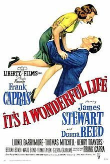 It's a Wonderful Life - Wikipedia, the free encyclopedia when you see this movie you gonna laugh and cry and cry and laugh this is the movie to make any body who has sacrificed for good feel proud of themselves great scirpt great acting superb story and one dynamic heart warming finish. yeah this movie is the best . if god said you only get to have one movie on earth it would be this one because LIFE IS WONDERFUL